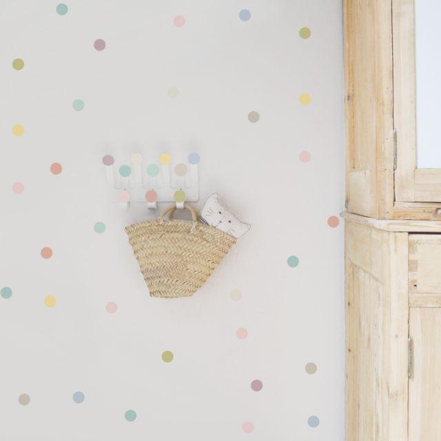 Stickers da Muro A-Pois Pastello