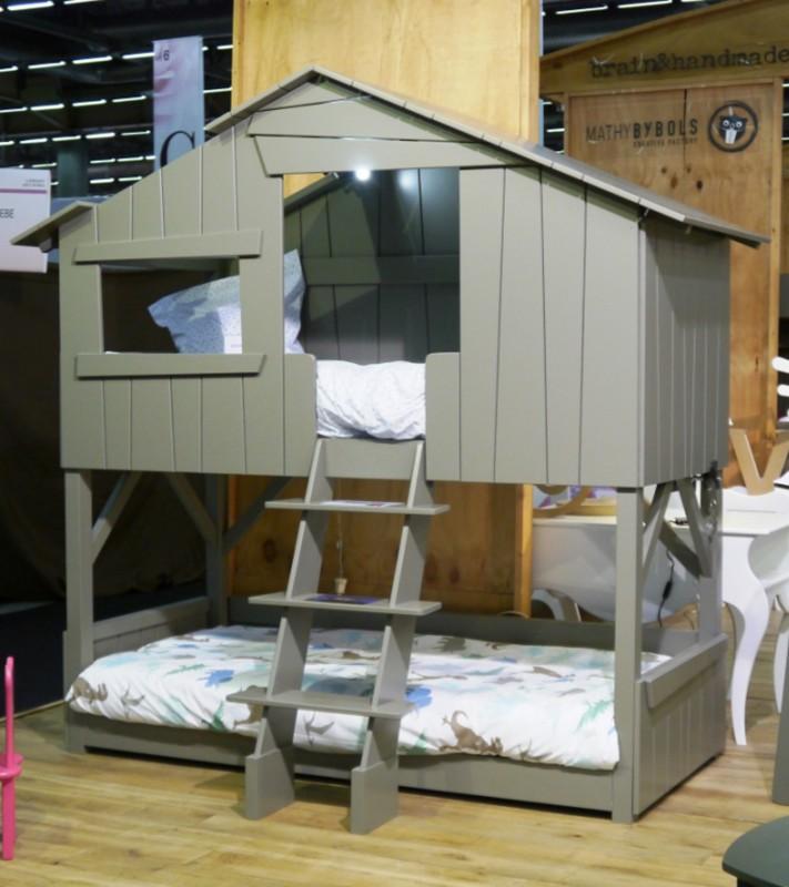 Home page Arredo Mobili Letti e Culle Letto a Castello Treehouse