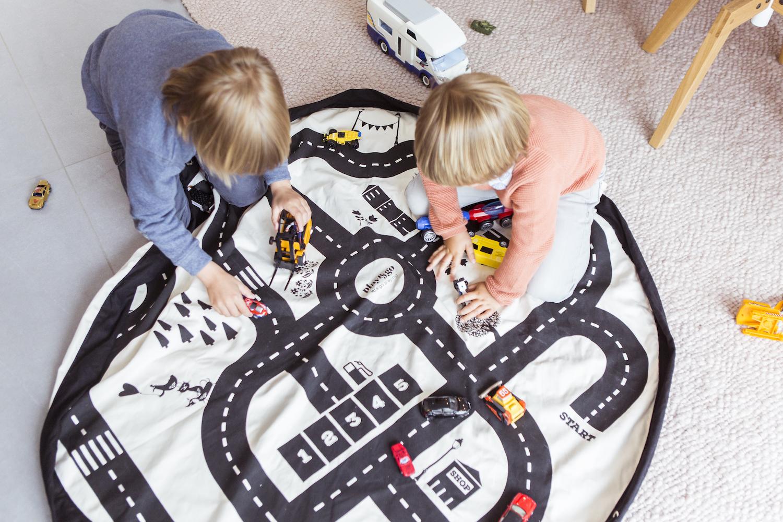 Roadmap Toy Bag