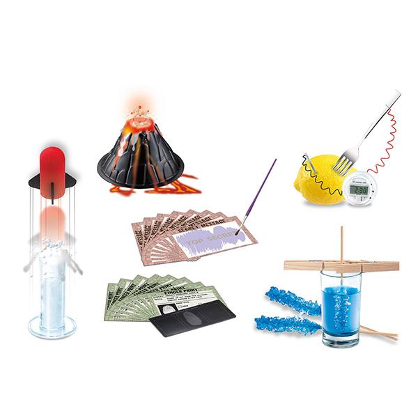 Kit esperimenti con oggetti da cucina - Oggetti da cucina ...