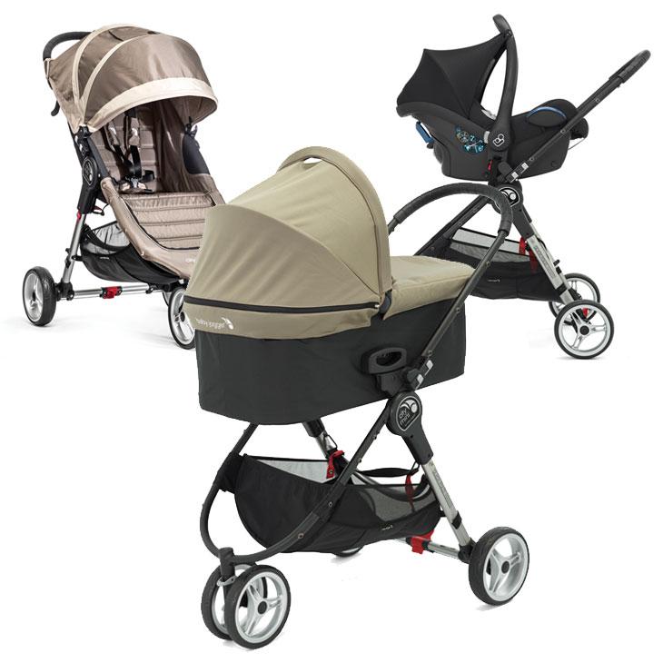 Baby Jogger City Mini 3 Stroller