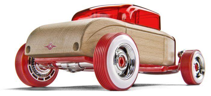 mini hot rod couple red. Black Bedroom Furniture Sets. Home Design Ideas