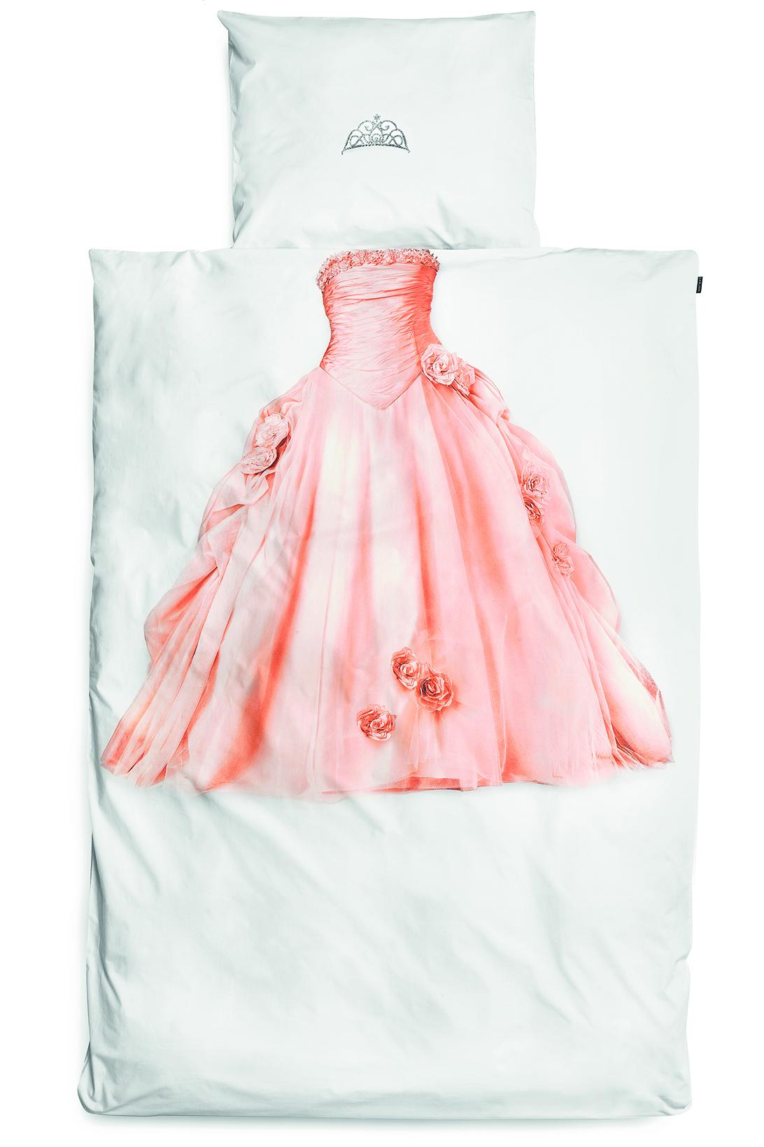 Decor Accessories Linen Princess Duvet Cover And