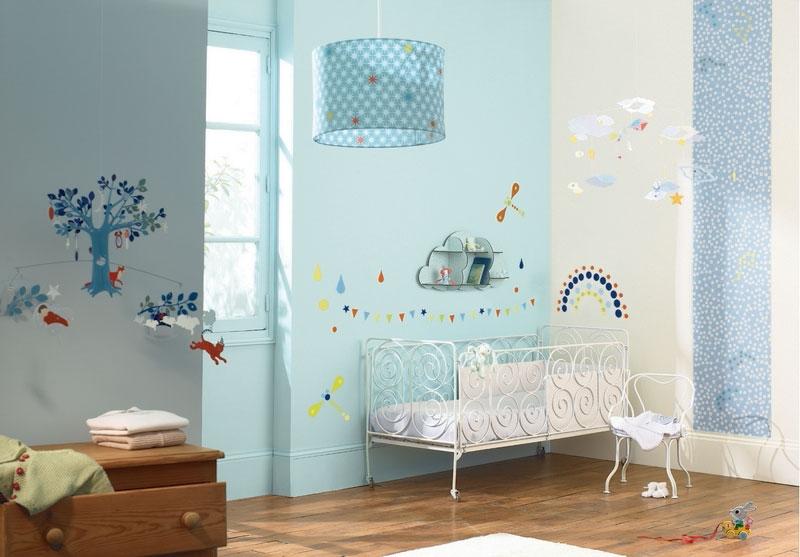 Sticker da muro shapes for Decorare muro stanza
