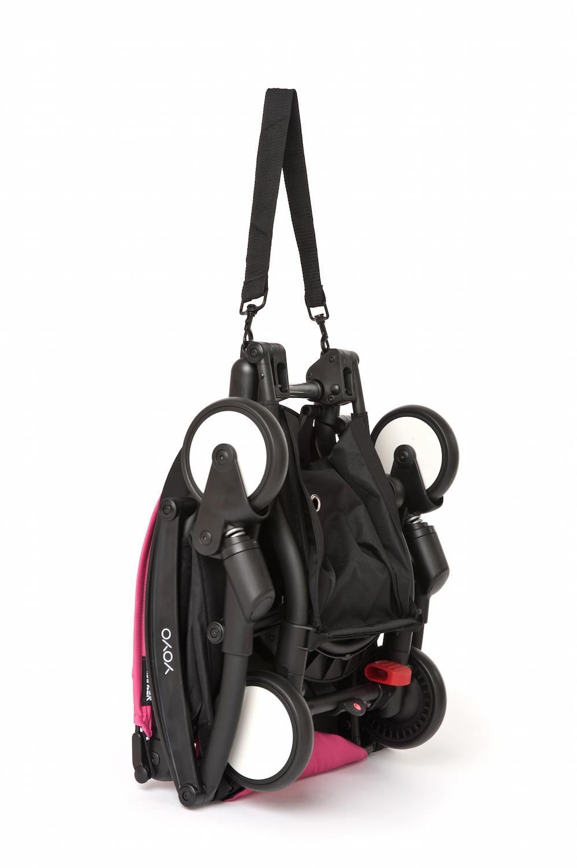 YoYo Stroller 0+ Black Frame