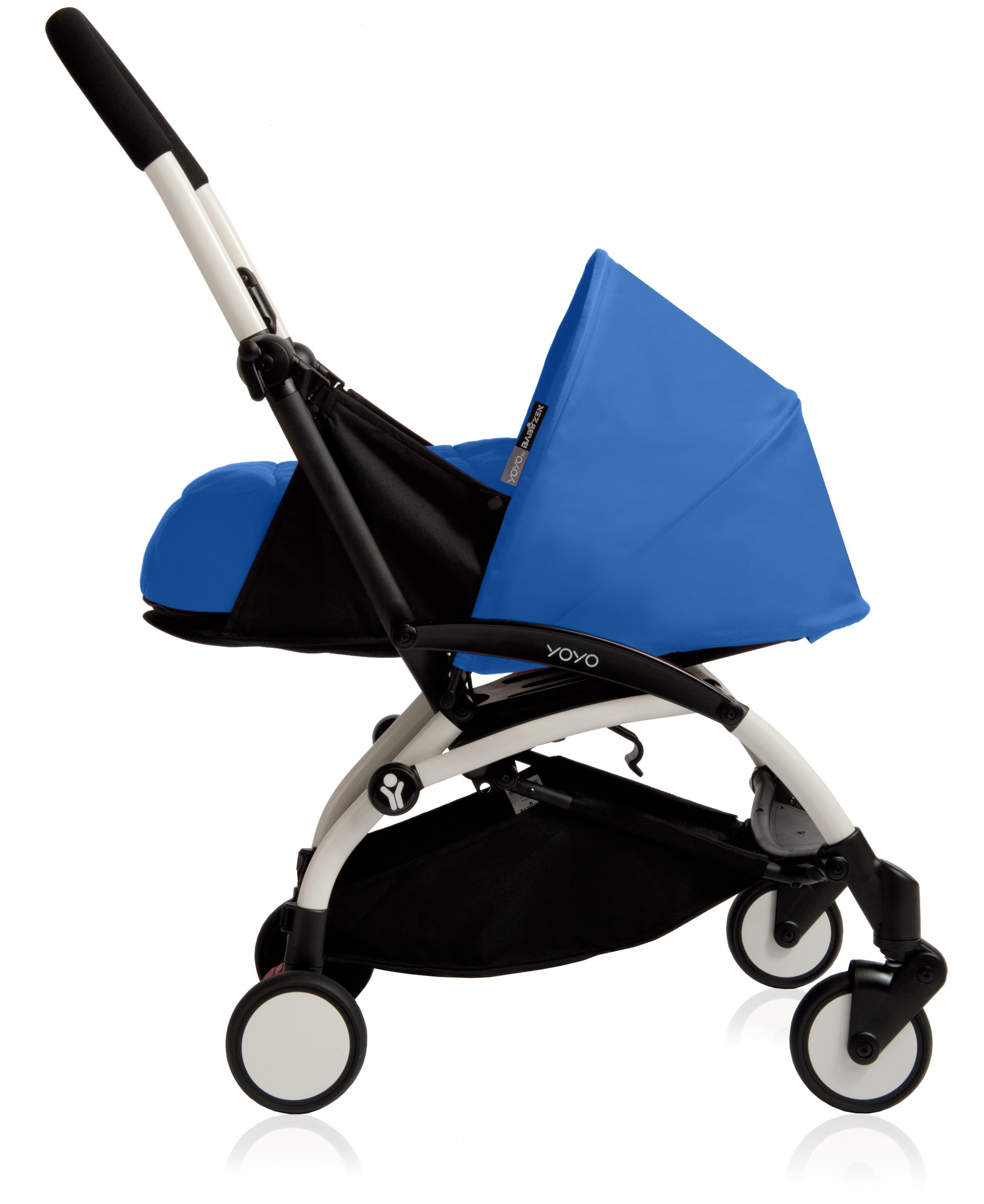 BabyZen YoYo Stroller 0+ White Frame