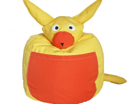 Dolby the kangaroo outdoor pouf for Kangaroo outdoor furniture covers