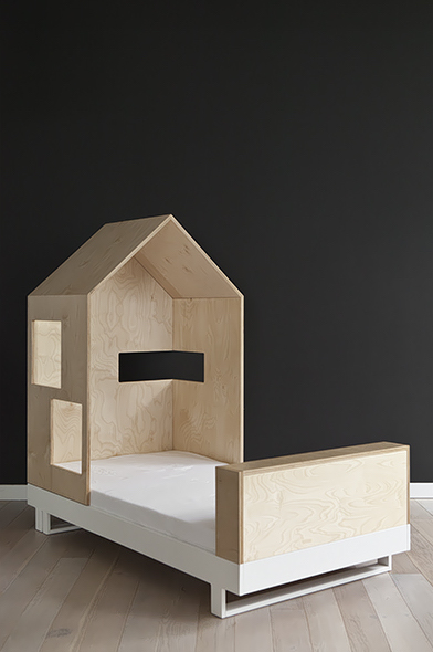 Roof Collection Toddler Bed