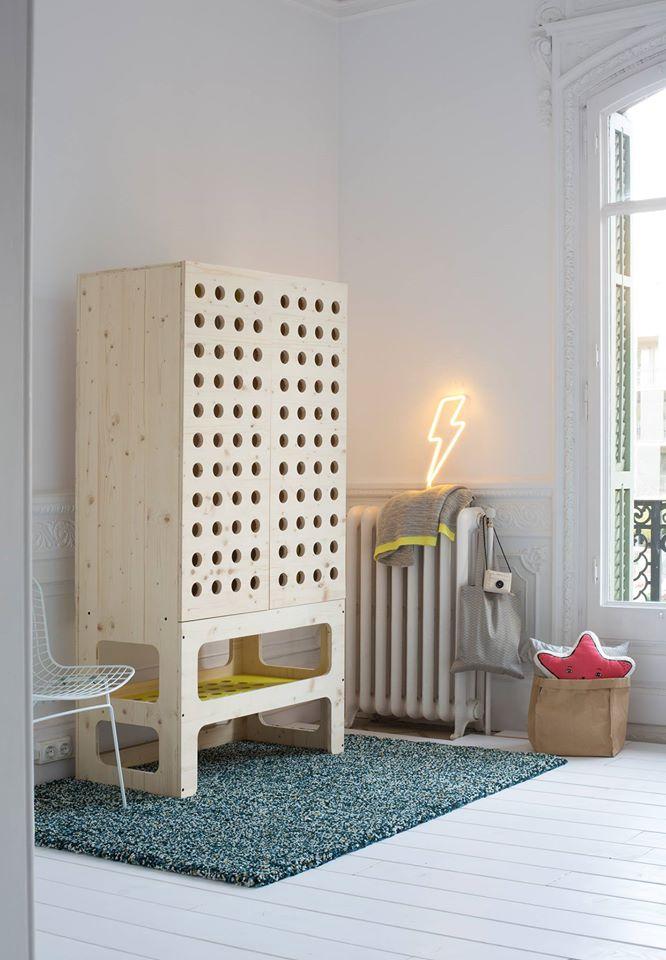 xo-inmyroom un arredo in legno :: Baby Bottega