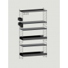 Suspended Wall Unit 80 x 150cm from String Furniture :: Baby Bottega