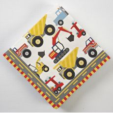 Big Rig Napkins from Meri Meri :: Baby Bottega
