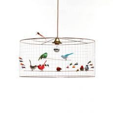 demi grand voliere birds chandelier baby bottega florence