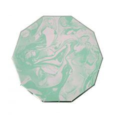 Piatti Piccoli Marble Mint