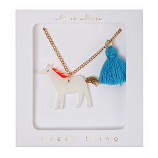 Horse Tassel Necklace from Meri Meri :: Baby Bottega