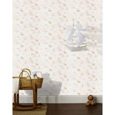 Moons Blush Wallpaper