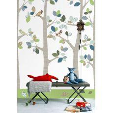 Wallpaper Mural Trees October
