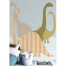Murale Carta da Parati Dino