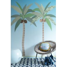 Wallpaper Mural Palms Small