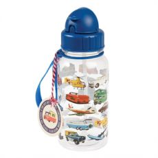 Vintage Transport Water Bottle :: Baby Bottega
