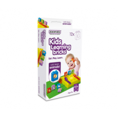 Kid's Learning Bricks Animals
