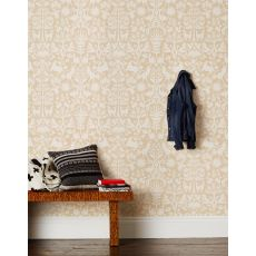 Otomi Cream Wallpaper