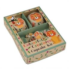 Colourful Creatures Cupcake Kit