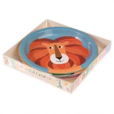 Colourful Creatures Party Plates :: Baby Bottega