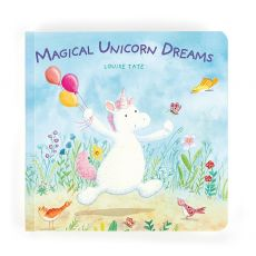Unicorn Dreams Book from Jellycat :: Baby Bottega