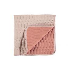 Coperta Mini Reykjavik Bloom Pink
