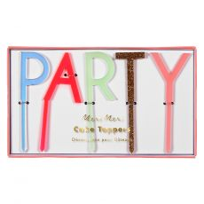 Party Acrylic Topper
