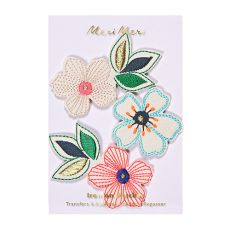 Toppe Decorative Fiori di Meri Meri :: acquista su Baby Bottega
