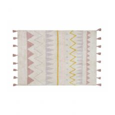 Azteca Natural - Vintage Nude Small Washable Rug