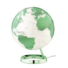 Hot Green World Globe Table Lamp