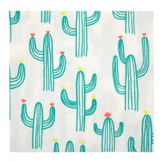 Cactus Large Napkin  from Meri Meri :: Baby Bottega