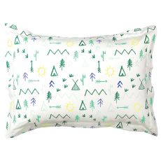 Camp Ground Pillow Sham