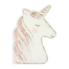 Unicorn Large Napkins from Meri Meri