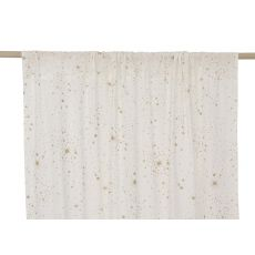 Utopia Curtain in white from Nobodinoz :: Baby Bottega