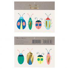 Tatuaggi Neon Bug di Meri Meri :: acquista su Baby Bottega