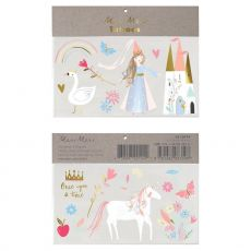 Magical Princess Tattoos from Meri Meri :: Baby Bottega