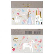 Magical Princess Tattoos from Meri Meri :: Baby Bottega