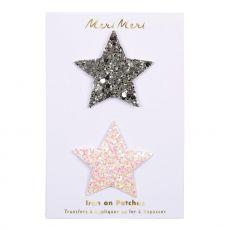 Toppe con Stelle Glitter di Meri Meri :: acquista ora su Baby Bottega