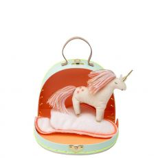 Mini Unicorn Suitcase from Meri Meri :: Baby Bottega