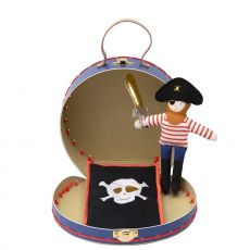 Mini Pirate Suitcase from Meri Meri :: Baby Bottega