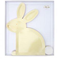 Bunny Piatti Pastello di Meri Meri :: acquista ora su Baby Bottega