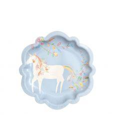 Magical Princess small plates from Meri Meri :: Baby Bottega