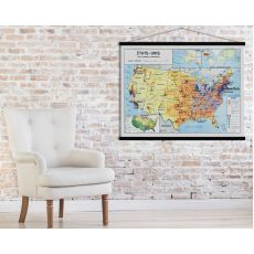 United States Map :: Available at Baby Bottega