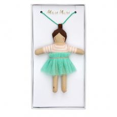 Lila doll necklace from Meri Meri :: Baby Bottega
