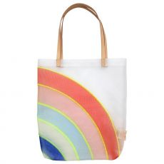 Rainbow Mesh tote bag from Meri Meri :: Baby Bottega