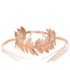 Rose Laurel Leaf crown from Meri Meri :: Baby Bottega