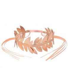 Rose Laurel Leaf crown from Meri Meri :: Baby Bottega